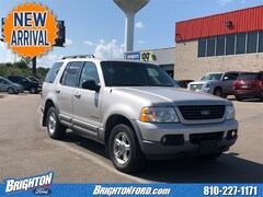 Used 2002 Ford Explorer XLT SUV under $10,000 for Sale in Brighton, MI