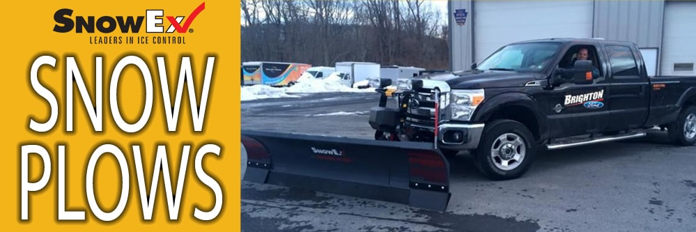 Snowex Snow Plows Spreaders Near Lansing Michigan Brighton Ford
