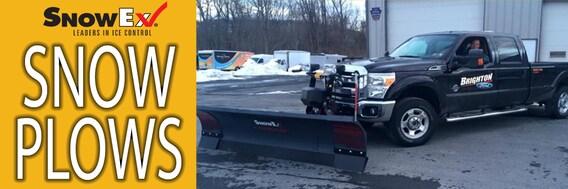 Michigan Snow Plows Salt Spreaders Brighton Ford