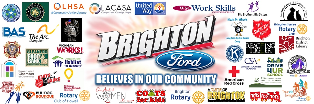 Incroyable Brighton Ford In Our Community