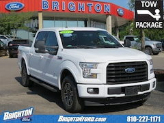 2017 Ford F-150 XLT Truck 1FTEW1EP2HFC47206