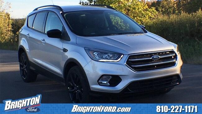 New 2018 Ford Escape SE SUV For Sale/Lease Brighton, MI