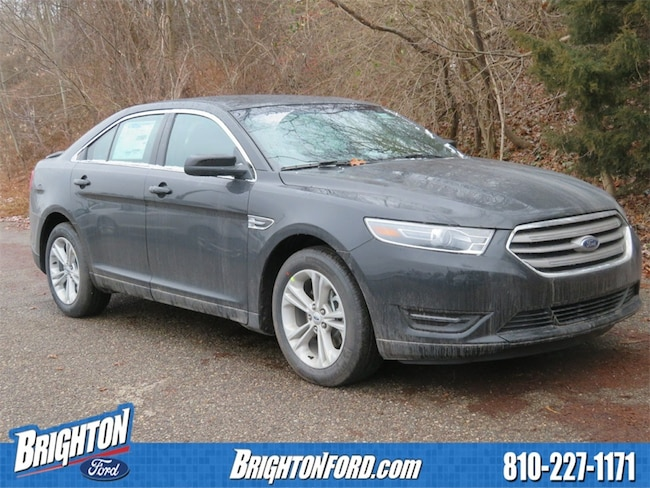 New 2019 Ford Taurus SEL Sedan For Sale/Lease Brighton, MI