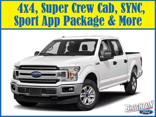 Ford Truck Lease Specials