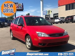 Used 2007 Ford Focus SES Hatchback under $10,000 for Sale in Brighton, MI