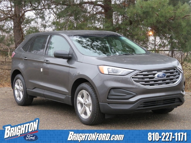 New 2019 Ford Edge SE SUV For Sale/Lease Brighton, MI