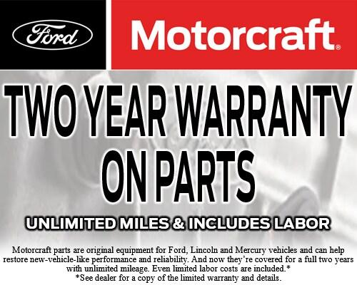 motorcraft parts coupon