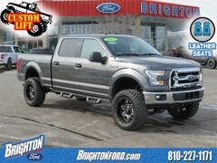 2017 Ford F-150 XLT Truck 1FTFW1EF3HFC23573