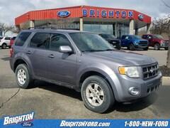 Used 2008 Ford Escape Limited SUV under $10,000 for Sale in Brighton, MI