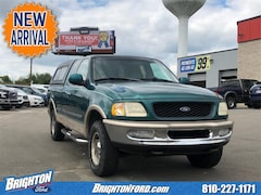 Used 1997 Ford F-150 XLT Truck under $10,000 for Sale in Brighton, MI