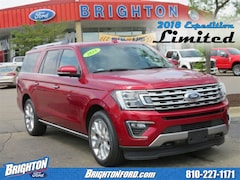 2018 Ford Expedition Limited SUV 1FMJK2ATXJEA29332