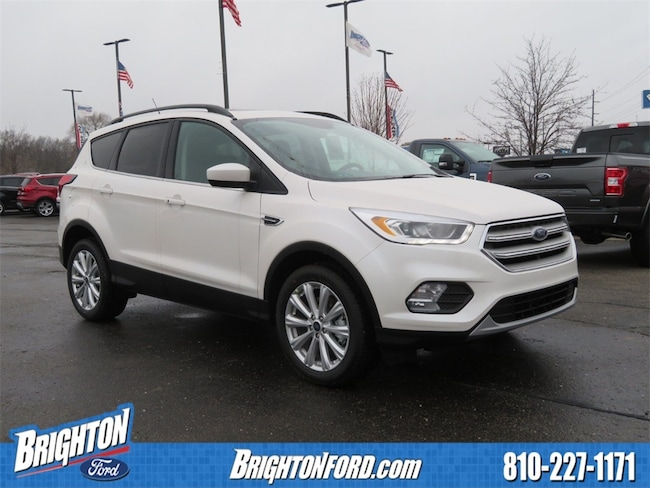 New 2019 Ford Escape SEL SUV For Sale/Lease Brighton, MI