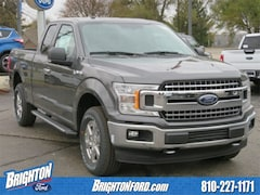 New 2018 Ford F-150 XLT Truck 1FTEX1EB6JKG12078 for Sale in Brighton, MI