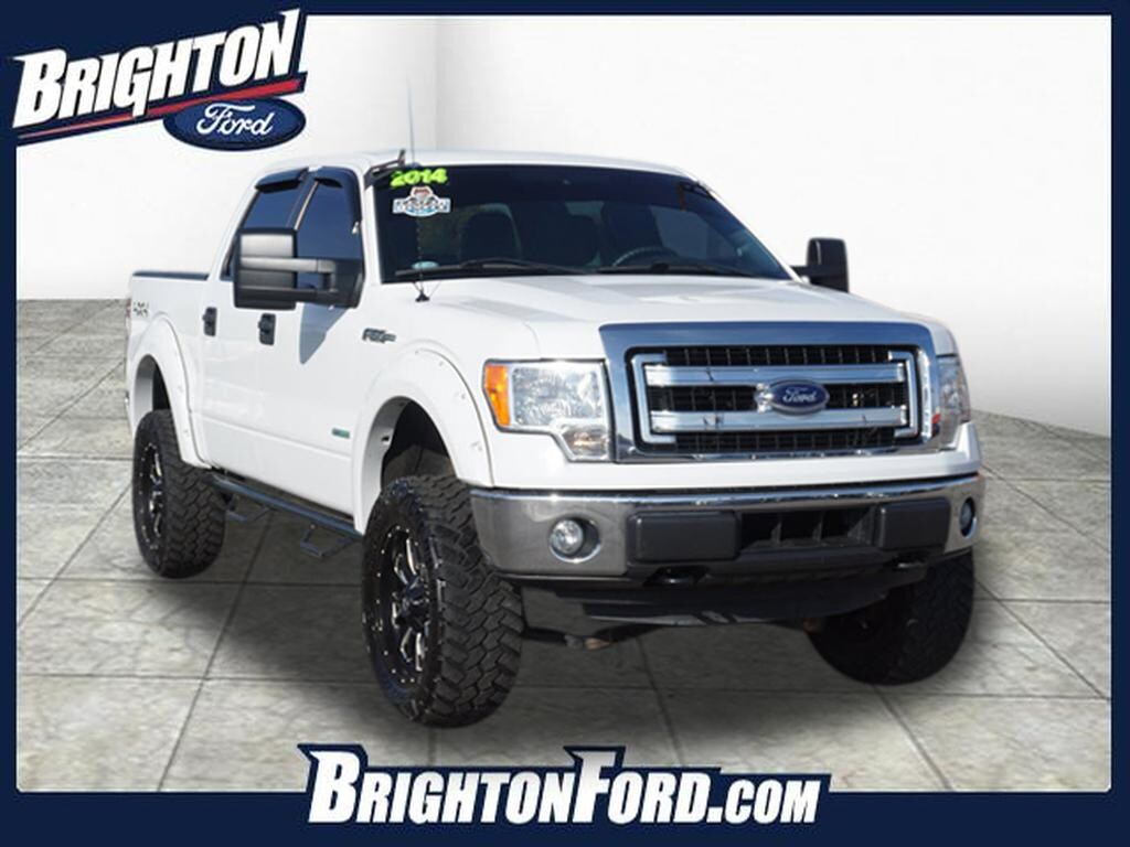 Brighton Ford   My Wife Will Kill Me If I Buy A Lifted Truck!