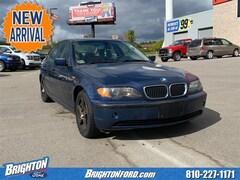 2004 BMW 3 Series 325xi Sedan WBAEU33474PR08885