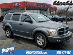 2005 Dodge Durango Limited SUV 1D4HB58D85F624895