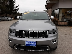 2019 Jeep Grand Cherokee Limited SUV 1C4RJFBGXKC713023 for Sale in Rutland, VT at Brileya's Chrysler Jeep