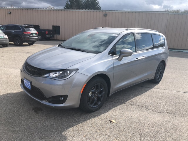 Featured New 2019 Chrysler Pacifica TOURING L PLUS Passenger Van for sale in Rutland, VT at Brileya's Chrysler Jeep