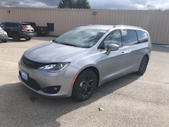 New 2019 Chrysler Pacifica TOURING L PLUS Passenger Van for sale in Rutland, VT at Brileya's Chrysler Jeep
