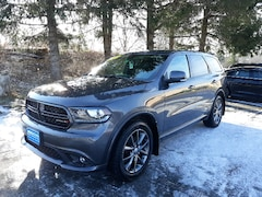 Used 2017 Dodge Durango GT SUV for sale in Rutland, VT at Brileya's Chrysler Jeep