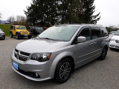 Used 2017 Dodge Grand Caravan GT Van for sale in Rutland, VT at Brileya's Chrysler Jeep