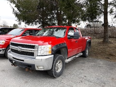 Used 2008 Chevrolet Silverado 2500HD LT w/1LT Truck Extended Cab for sale in Rutland, VT at Brileya's Chrysler Jeep