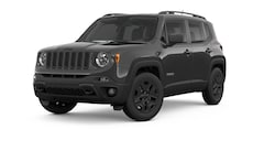 New 2018 Jeep Renegade UPLAND 4X4 Sport Utility ZACCJBABXJPJ11136 for sale in Rutland, VT at Brileya's Chrysler Jeep
