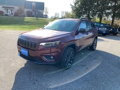 2021 Jeep Cherokee 80TH ANNIVERSARY 4X4 Sport Utility for Sale in Rutland, VT at Brileya's Chrysler Jeep