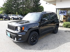 New 2019 Jeep Renegade ALTITUDE 4X4 Sport Utility for sale in Rutland, VT at Brileya's Chrysler Jeep