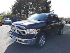 2017 Ram 1500 Big Horn Truck Crew Cab for Sale in Rutland, VT at Brileya's Chrysler Jeep