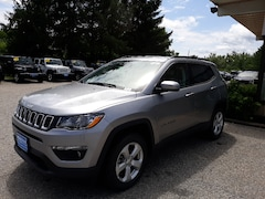 New 2019 Jeep Compass LATITUDE 4X4 Sport Utility 3C4NJDBB0KT792584 for sale in Rutland, VT at Brileya's Chrysler Jeep
