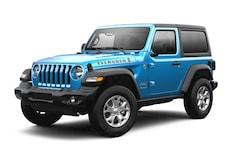 2021 Jeep Wrangler ISLANDER 4X4 Sport Utility