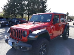 New 2020 Jeep Wrangler UNLIMITED RUBICON 4X4 Sport Utility 1C4HJXFN4LW139805 for sale in Rutland, VT at Brileya's Chrysler Jeep