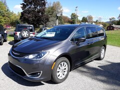 Used 2019 Chrysler Pacifica Touring L Van Passenger Van for sale in Rutland, VT at Brileya's Chrysler Jeep