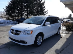 Used 2019 Dodge Grand Caravan SXT Van Passenger Van for sale in Rutland, VT at Brileya's Chrysler Jeep