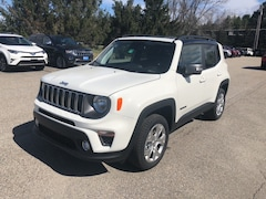 New 2019 Jeep Renegade LIMITED 4X4 Sport Utility ZACNJBD17KPK09215 for sale in Rutland, VT at Brileya's Chrysler Jeep