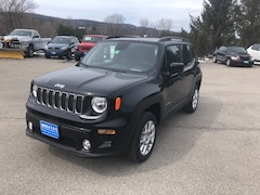 New 2019 Jeep Renegade LATITUDE 4X4 Sport Utility for sale in Rutland, VT at Brileya's Chrysler Jeep