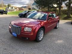 Used 2008 Chrysler 300 Touring Sedan 2C3KK53G88H148790 for sale in Rutland, VT at Brileya's Chrysler Jeep