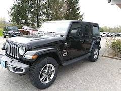 New 2019 Jeep Wrangler UNLIMITED SAHARA 4X4 Sport Utility 1C4HJXEN3KW620662 for sale in Rutland, VT at Brileya's Chrysler Jeep