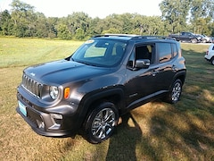 New 2020 Jeep Renegade LIMITED 4X4 Sport Utility ZACNJBD17LPL71833 for sale in Rutland, VT at Brileya's Chrysler Jeep