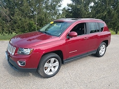Used 2015 Jeep Compass High Altitude Edition SUV for sale in Rutland, VT at Brileya's Chrysler Jeep
