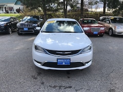 Used 2015 Chrysler 200 Limited Sedan 1C3CCCAB8FN559107 for sale in Rutland, VT at Brileya's Chrysler Jeep