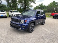 New 2020 Jeep Renegade HIGH ALTITUDE 4X4 Sport Utility ZACNJBB12LPL78238 for sale in Rutland, VT at Brileya's Chrysler Jeep