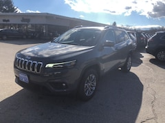 New 2019 Jeep Cherokee LATITUDE PLUS 4X4 Sport Utility 1C4PJMLX8KD374881 for sale in Rutland, VT at Brileya's Chrysler Jeep