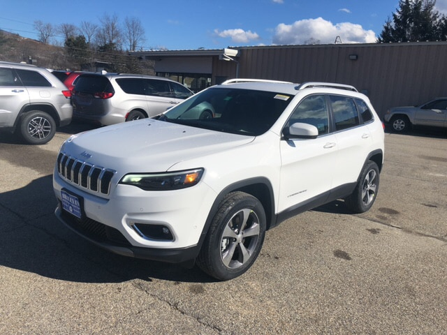 Jeep Cherokee Sport For Sale >> New 2019 Jeep Cherokee Limited 4x4 For Sale Near Stowe And