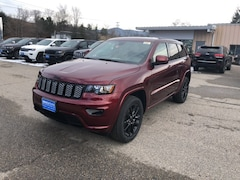New 2019 Jeep Grand Cherokee ALTITUDE 4X4 Sport Utility 1C4RJFAG0KC592150 for sale in Rutland, VT at Brileya's Chrysler Jeep