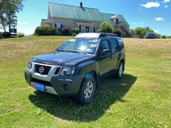 Used 2012 Nissan Xterra S SUV for sale in Rutland, VT at Brileya's Chrysler Jeep