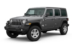 New 2020 Jeep Wrangler UNLIMITED SPORT S 4X4 Sport Utility 1C4HJXDN2LW345742 for sale in Rutland, VT at Brileya's Chrysler Jeep