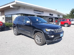 2017 Jeep Grand Cherokee Limited SUV 1C4RJFBG0HC637613 for Sale in Rutland, VT at Brileya's Chrysler Jeep