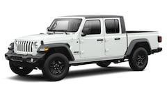 2021 Jeep Gladiator SPORT 4X4 Crew Cab for Sale in Rutland, VT at Brileya's Chrysler Jeep